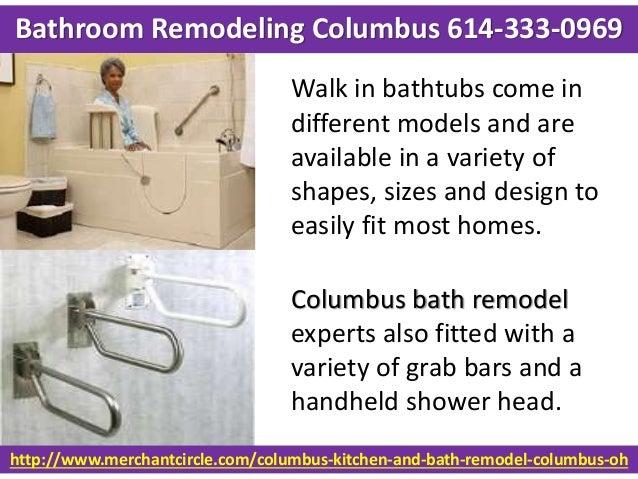 Bathroom Remodeling Columbus 614-333-0969