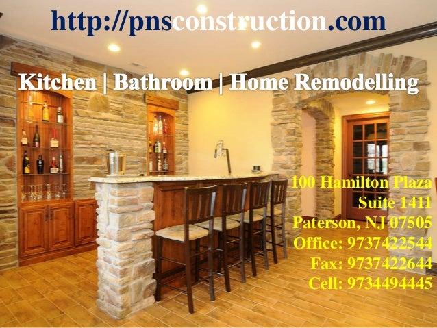100 Hamilton Plaza Suite 1411 Paterson, NJ 07505 Office: 9737422544 Fax: 9737422644 Cell: 9734494445 http://pnsconstructio...