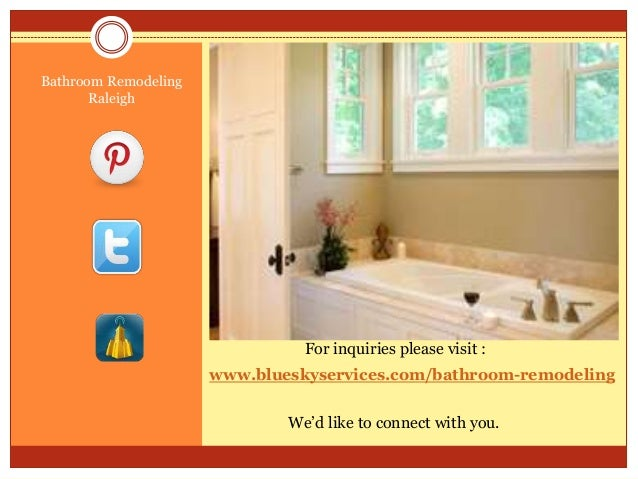 Bathroom Remodel Raleigh Nc Beauteous Bathroom Remodeling Raleigh