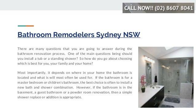 Bathroom Renovator Sydney NSW | Sydney Bathroom Reno ...