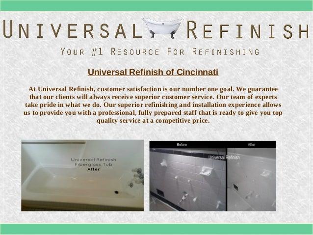 Bathtub Refinishing Cincinnati Oh
