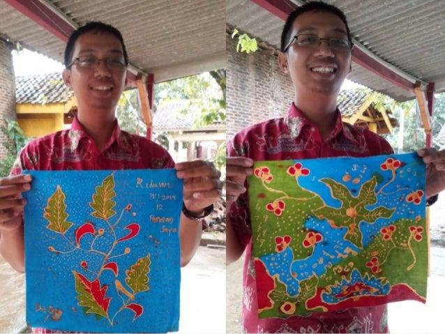 Prakarya Batik Tulis