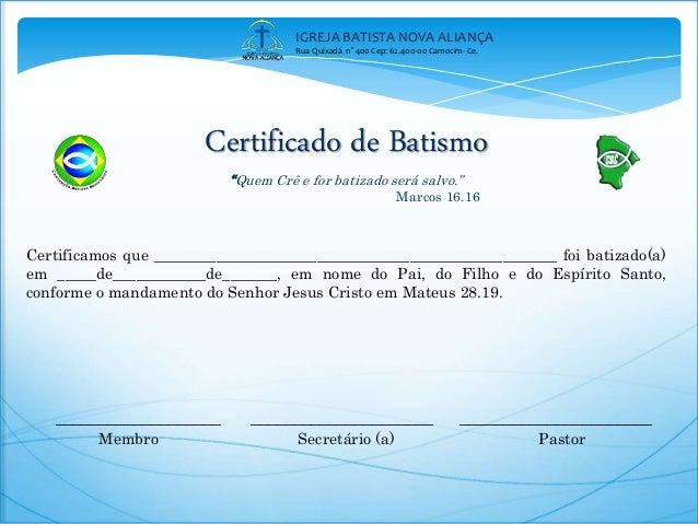 Batismo Certificado Final