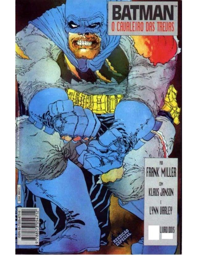 Batman   o cavaleiro das trevas 2 de 4