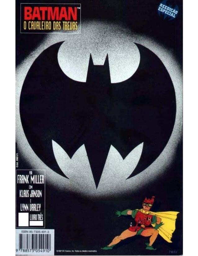 Batman   o cavaleiro das trevas 3 de 4