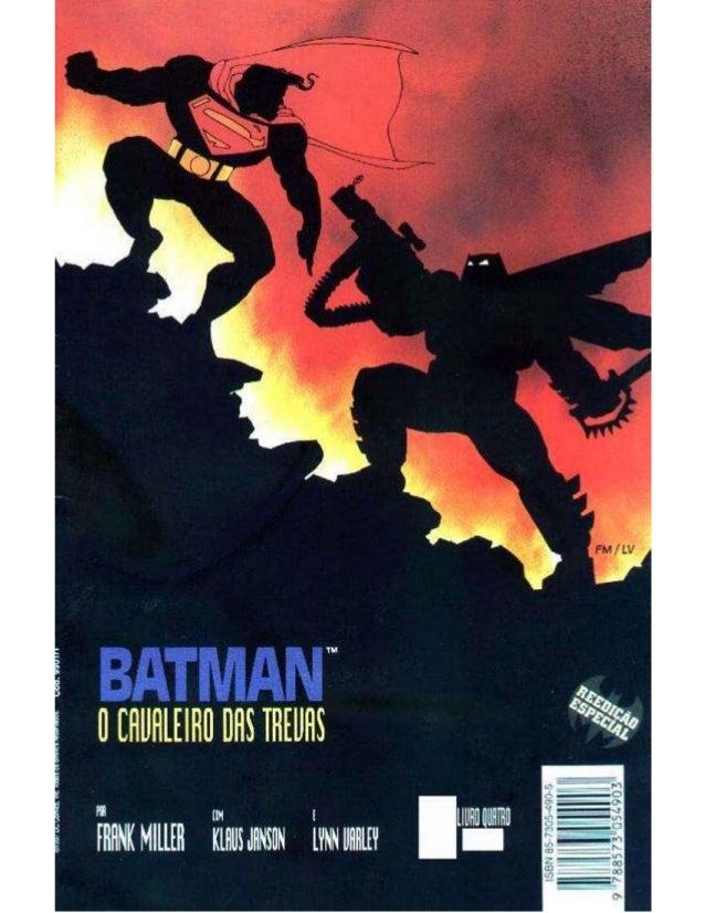 Batman   o cavaleiro das trevas 4 de 4