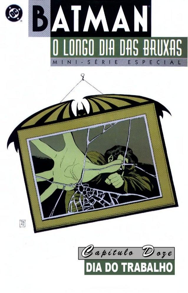 Batman   o longo dia das bruxas 12