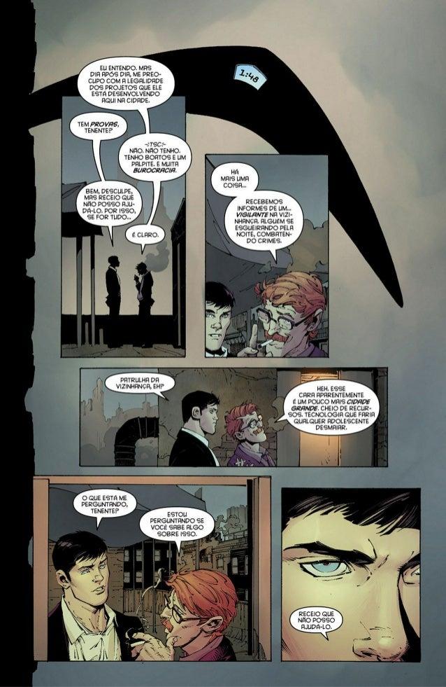 Batman #00 [os novos 52]