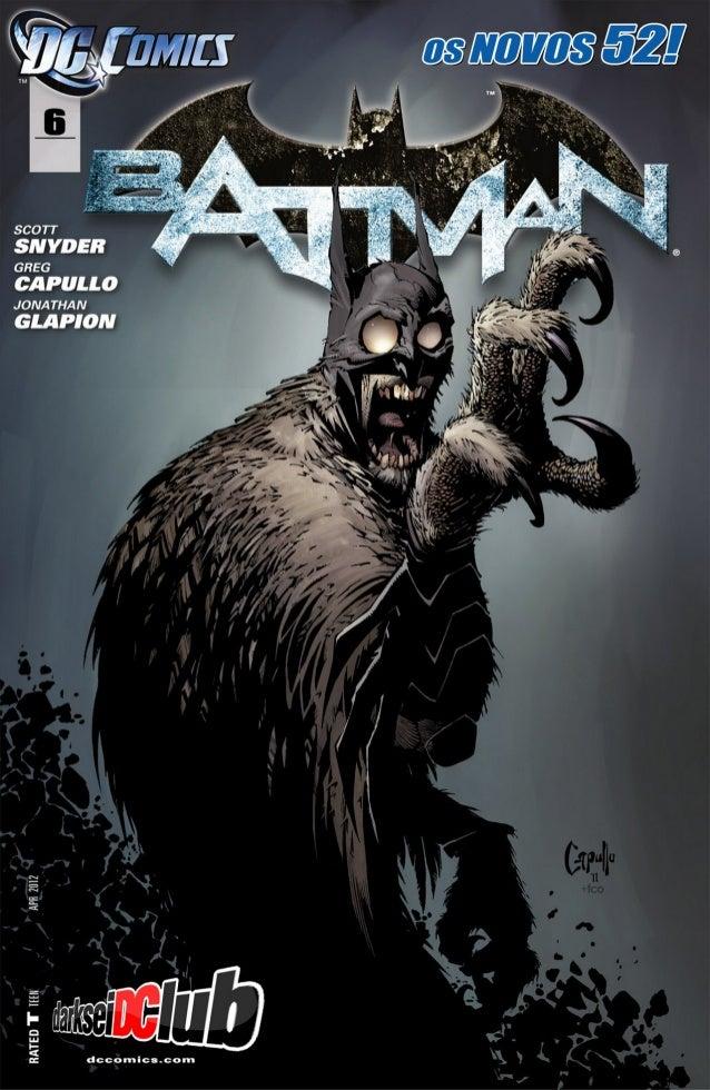 Batman #06 [os novos 52]