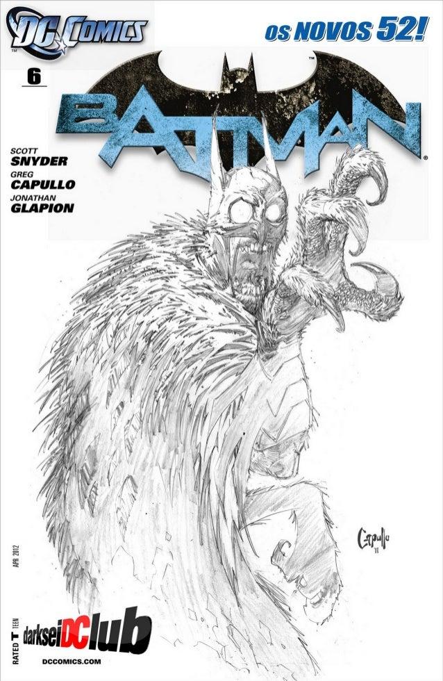 Batman #06 [os novos 52] Slide 3