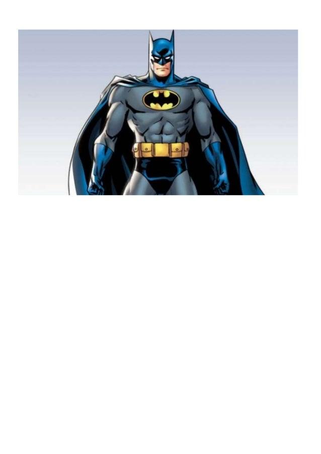 Batman picture   slideshare