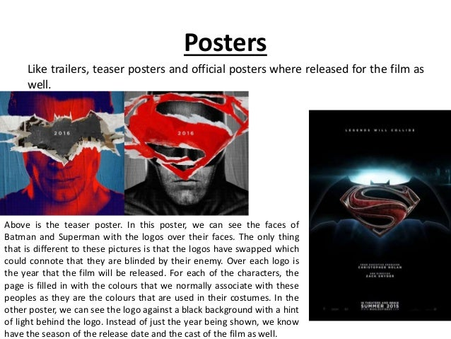 Posters Like Trailers Teaser