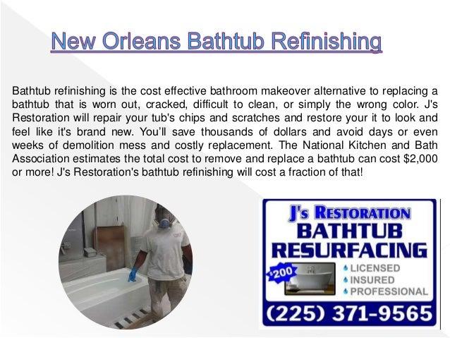 Bathtub Refinishing ...