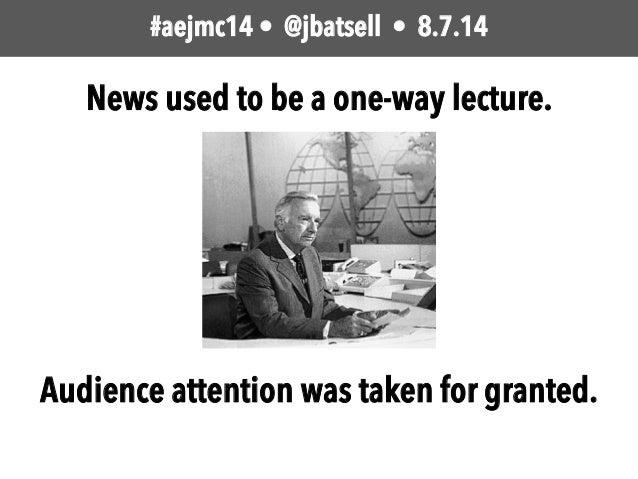 Batsell news engagement Slide 2