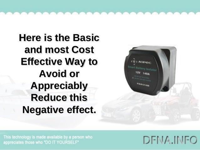 Alternator In Car Reduce Battery Life