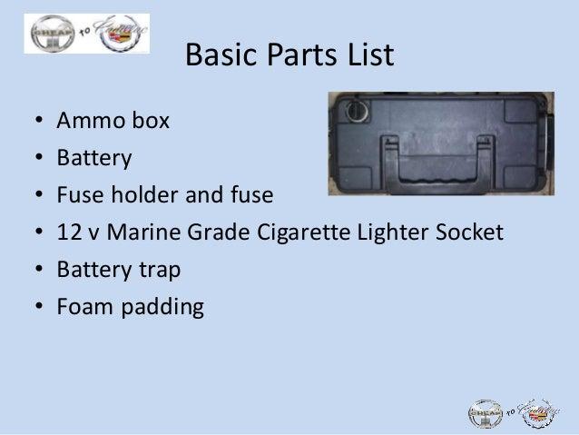 Emcomm Battery Box Presentation 07182016