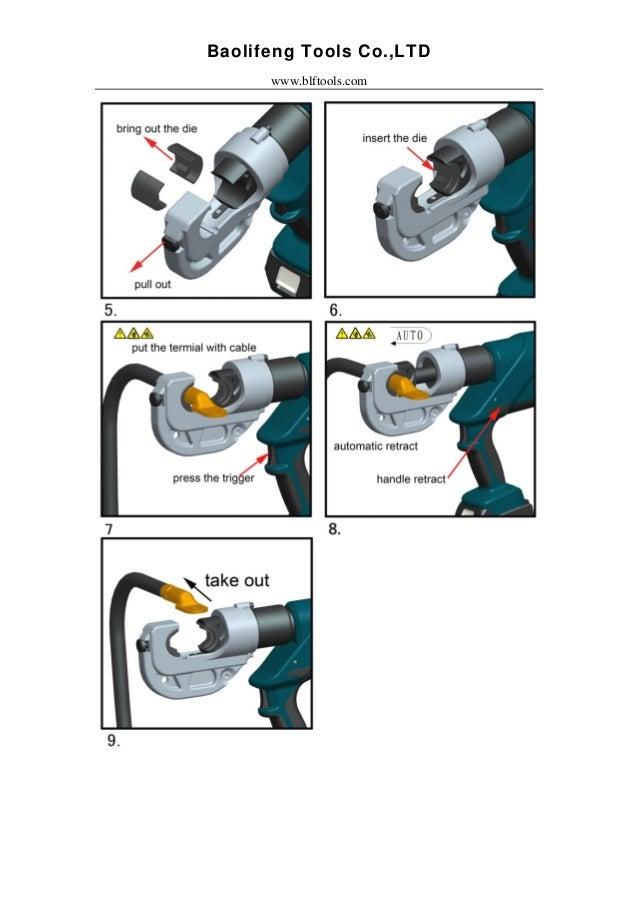 Oilcon Instruction Manual