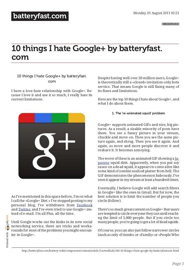 Monday, 01 August 2011 02:21                 batteryfast.com                                                              ...