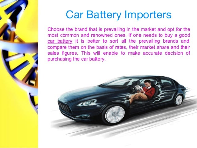 Good Car Battery Brands In India