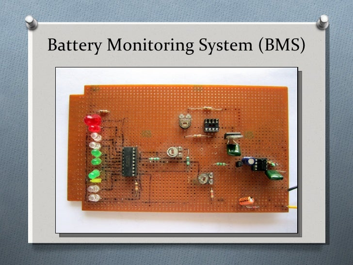Battery And Charging System Monitor : Battery monitoring and charging system