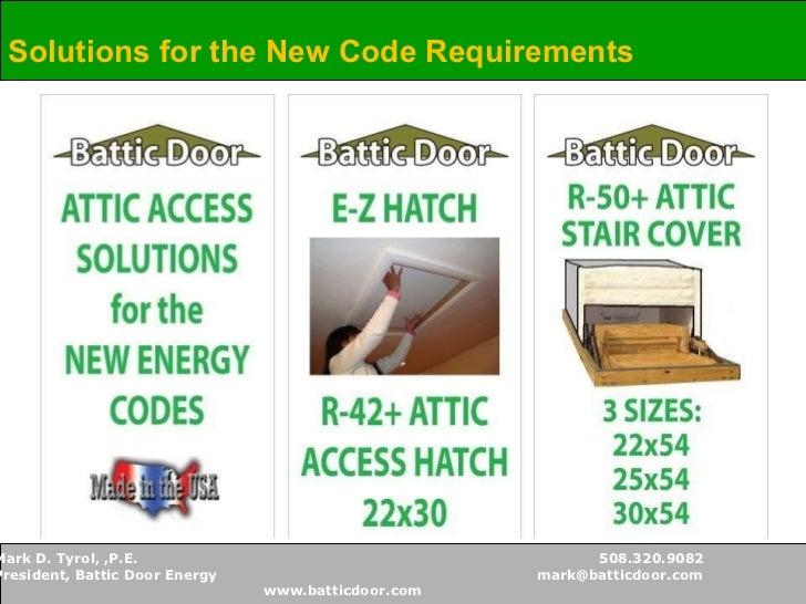 15.  sc 1 st  SlideShare & Battic Door - Attic Access Solutions