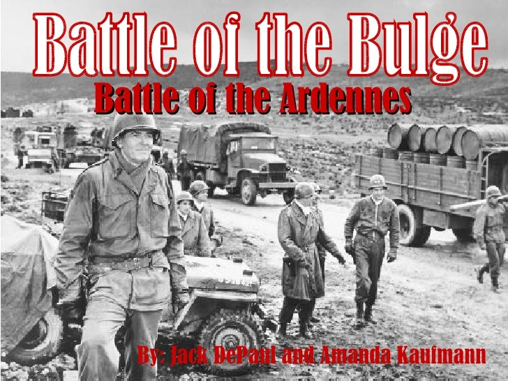 battle of the bulge jpg cb  battle of the bulge battle of the ardennes by jack depaul and amanda kaufmann