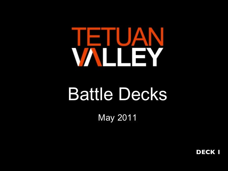 Battle Decks May 2011 DECK 1
