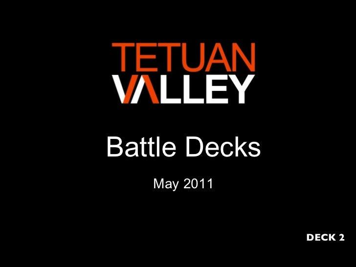 Battle Decks May 2011 DECK 2