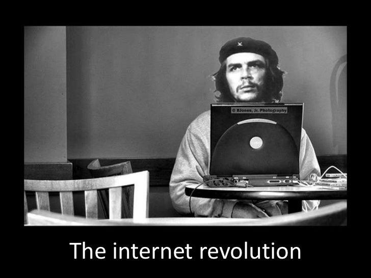 The internet revolution<br />