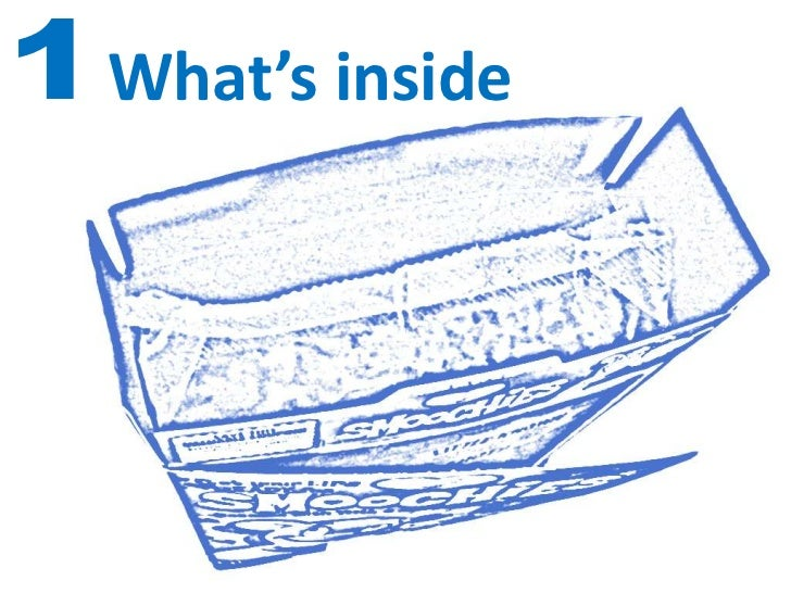 1<br />What's inside<br />