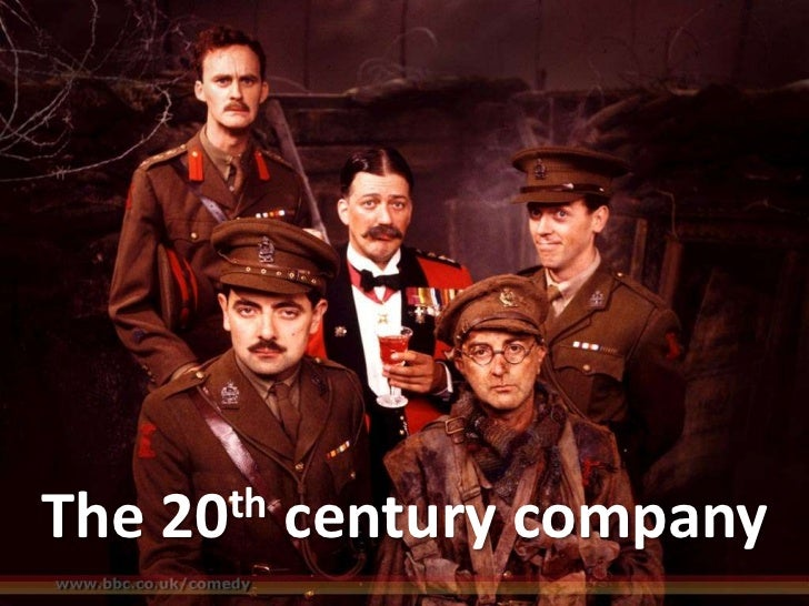 The 20th century company<br />