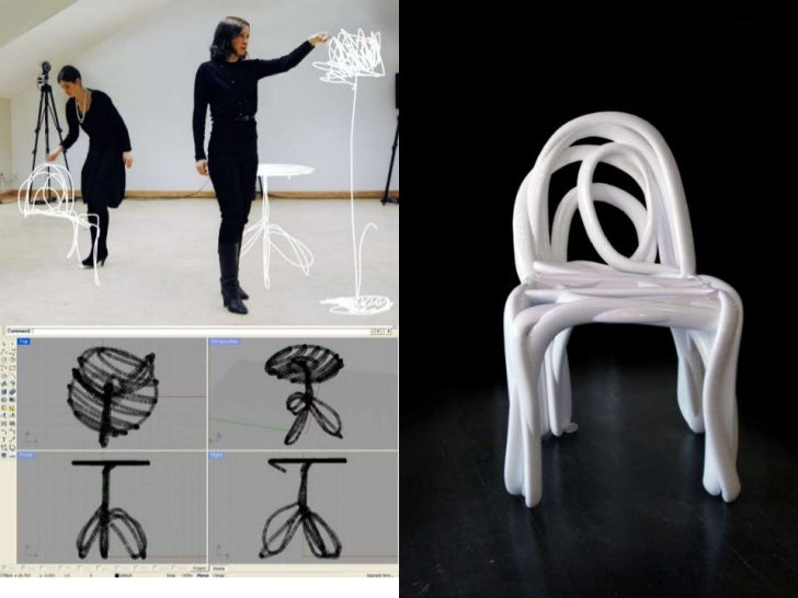 Socialise design<br />Chairs & 3D printing<br />