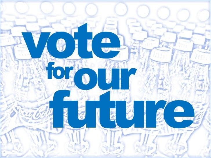 vote<br />for<br />our<br />future<br />