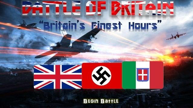 Begin Battle