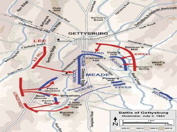 an analysis of the battle of gettysburg The battle of gettysburg lasted three days its significance lies in the fact that the union victory at the small town of gettysburg ended confederate diplomacy and domination the national cemetery at gettysburg is a tribute to the brave soldiers.