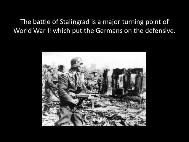 Battle of stalingrad Slide 2