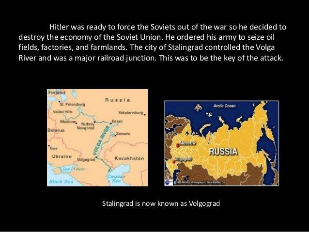 Battle of stalingrad Slide 3