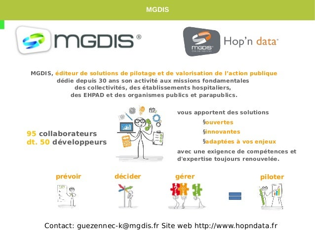 MGDIS  MGDIS, éditeur de solutions de pilotage et de valorisation de l'action publique  dédie depuis 30 ans son activité a...