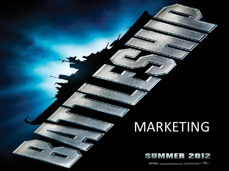 Battleship marketing methods                MARKETING