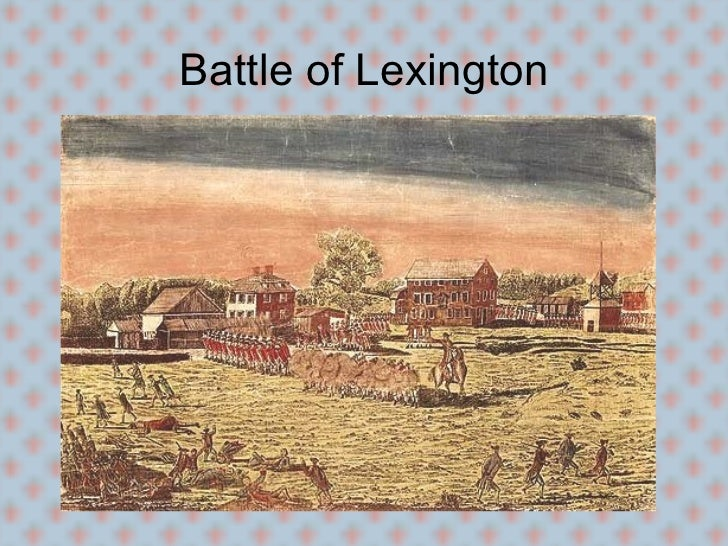 who fired first at lexington and The origins of first parish in lexington date to 1682 when the 30 families then living in cambridge farms 1775 the first shots of the revolutionary war were fired near our meeting house on lexington's green.