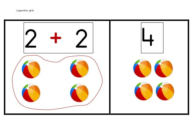 Laguntza gela 2 + 2 4