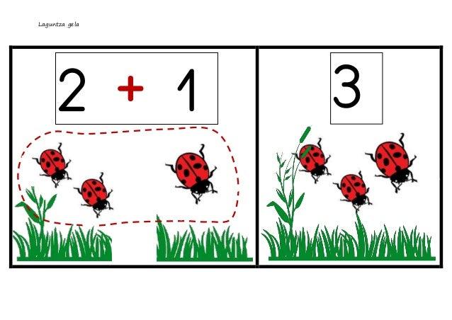 Batuketak 5 arte  marigorringo liburu mugikorra Slide 3