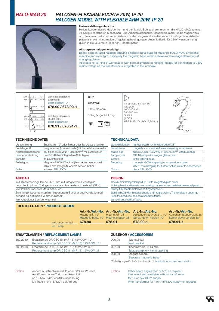 Batz Leuchtsysteme Katalog 2007