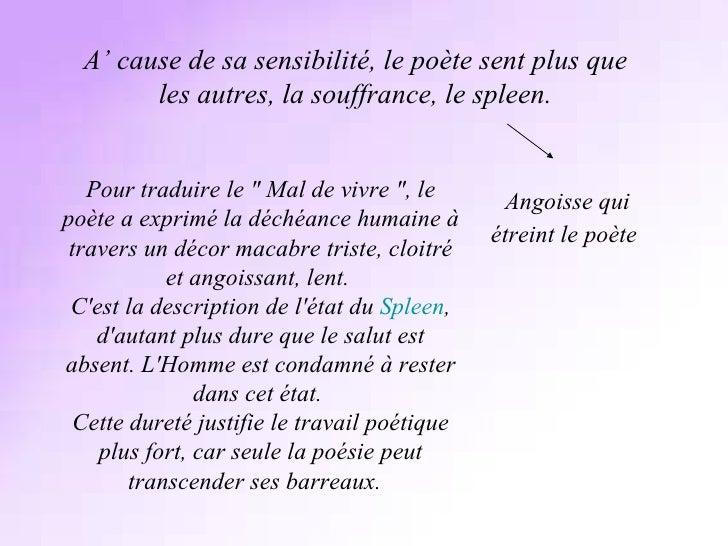 Baudelaire Par Soraya Et Regina