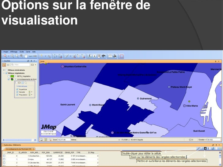 La cartographie WEB dans le milieu académique.