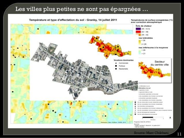 Environnement et santé  Environnement Canada - chaleur accablante - veille canicule - qualité de l'air  Ville de Montréal ...