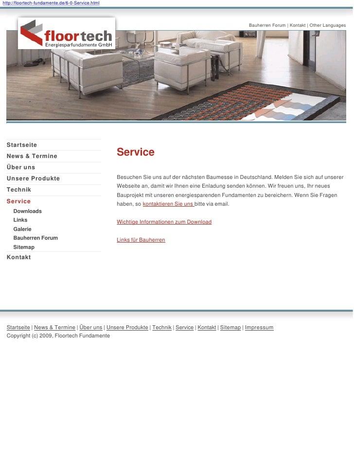 http://floortech-fundamente.de/6-0-Service.html                                                                           ...
