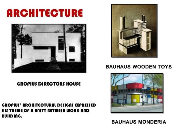 Bauhaus Final Ppt