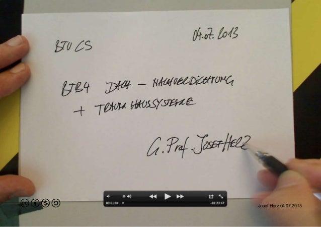 Josef Herz 04.07.2013
