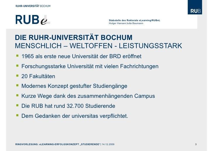 """E-Learning-Erfolgskonzept """"Studierende"""". Slide 3"""